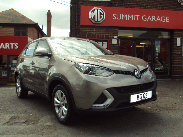 mg-gs-suv value for money 1.5 turbo petrol