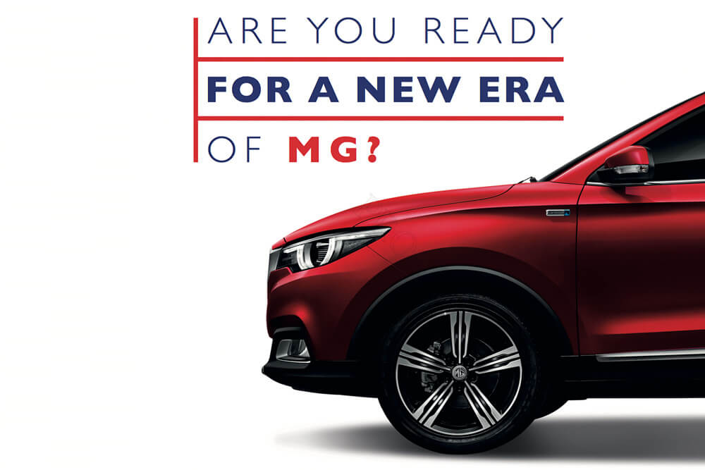 New era MG car