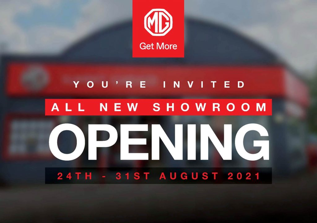 Summit Garage invite you to the all new showroom opening on 24th to 31st August 2021